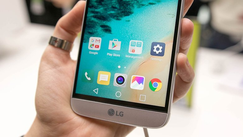 Hands-on: LG G5 Review