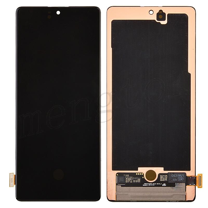 LCD Screen Digitizer Assembly for Samsung Galaxy A71 5G A716 - Black